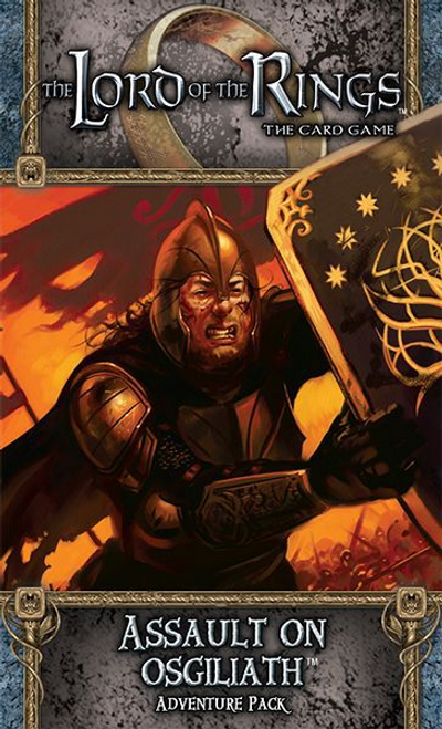 The Lord of the Rings LCG: Assault on Osgiliath Adventure Pack