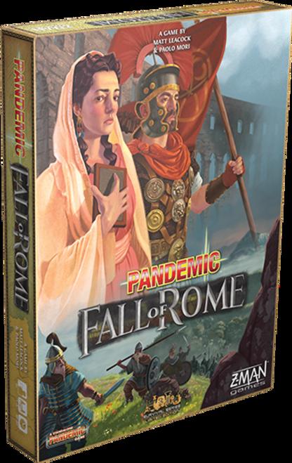 Pandemic: Fall of Rome