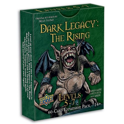 Dark Legacy: The Rising - Expansion 1