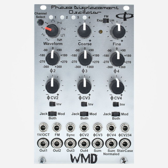 Phase Displacement Oscillator MKII