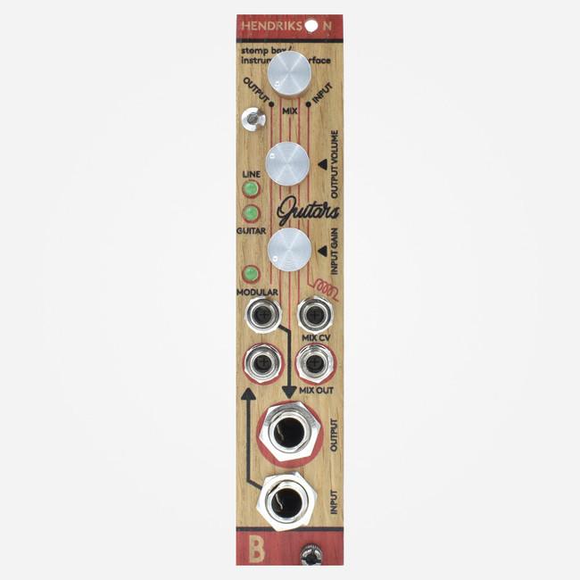Hendrickson - Wood Panel