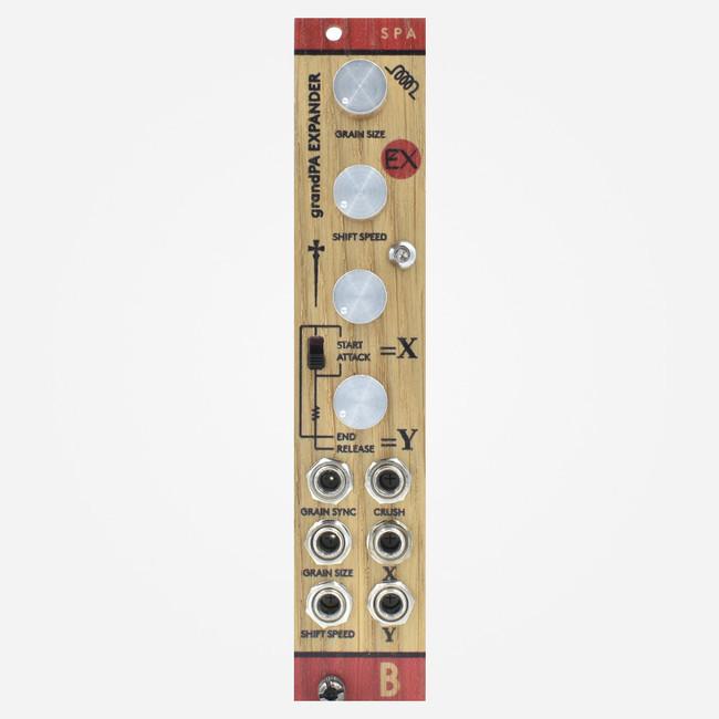 Spa Grandpa Expander - Wood Panel