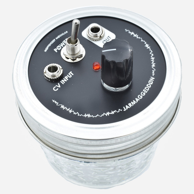 Moffenzeef Jarmaggeddon Battery Powered Noise Generator