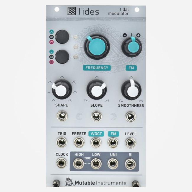 Mutable Instruments Tides Modulator/Oscillator Eurorack Module