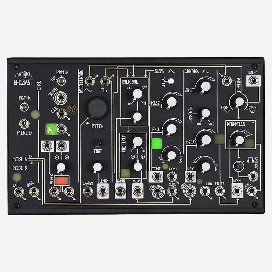 Make Noise 0-Coast Semi-Modular West-Coast Desktop Modular Synth