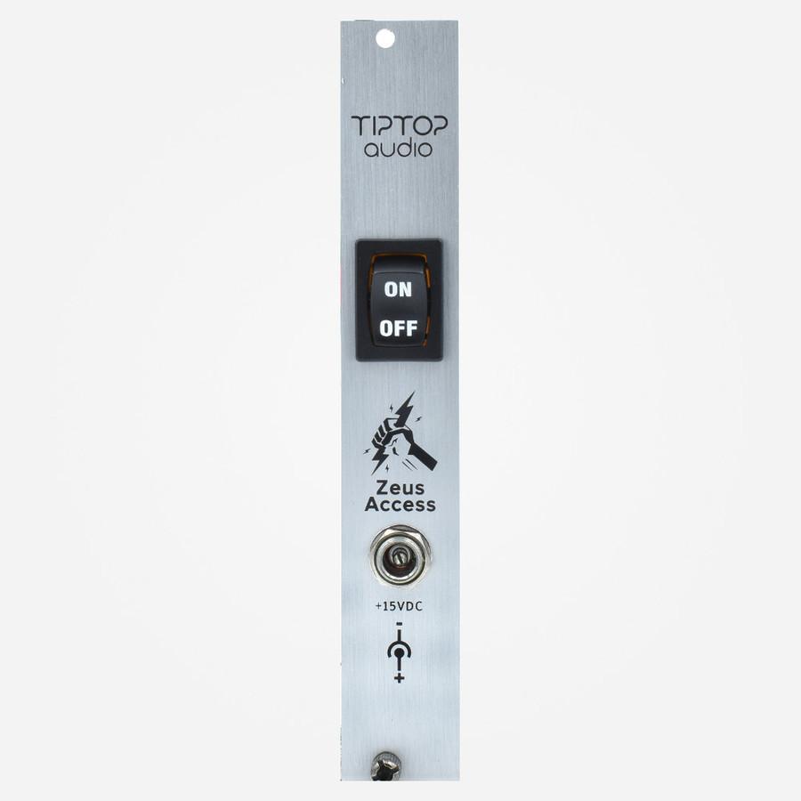 Tip Top Audio Zeus Access Switch for the Zeus Studio Eurorack Power Supply System