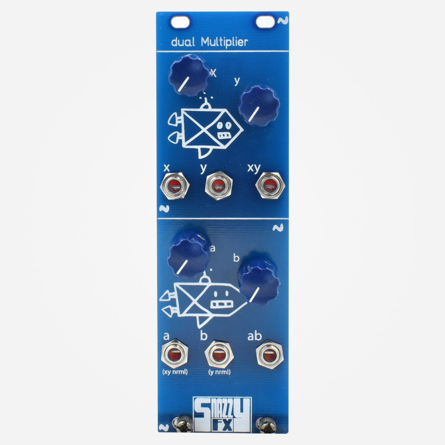 Snazzy FX DUAL MULTIPLIER Dual Ring Mod Module