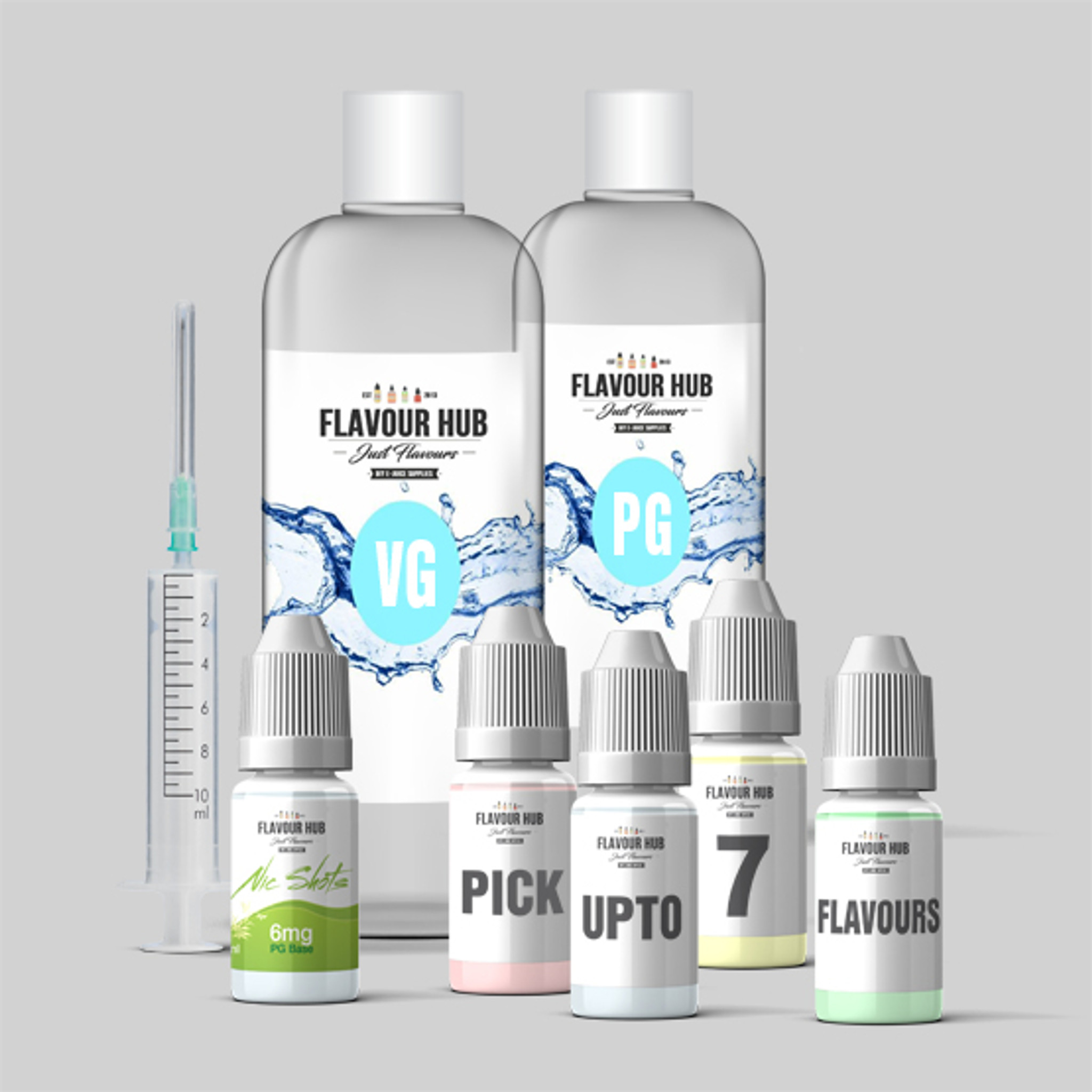 ​E liquid mixing kit
