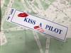 Kiss a Pilot Sticker