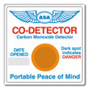 ASA CO-Detector Carbon Monoxide Detector