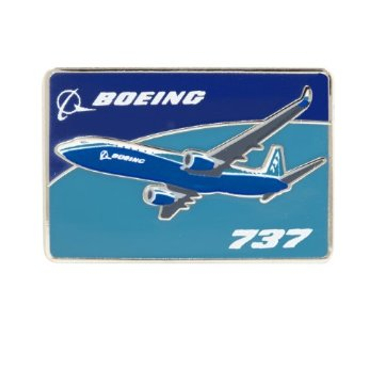 Boeing 737 Classic Pin