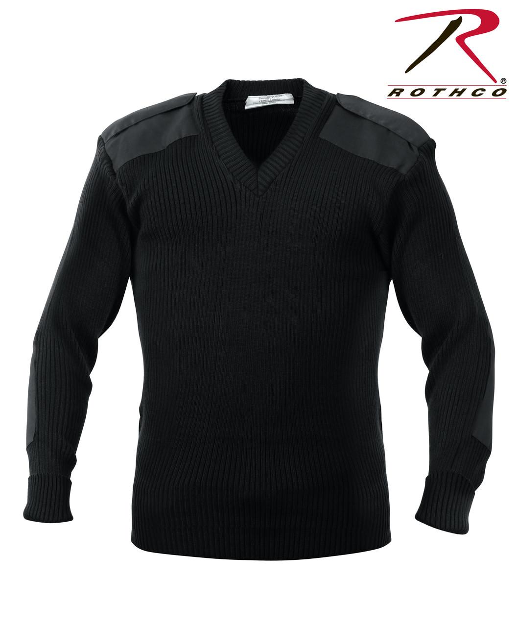 Acrylic Aviation Sweater