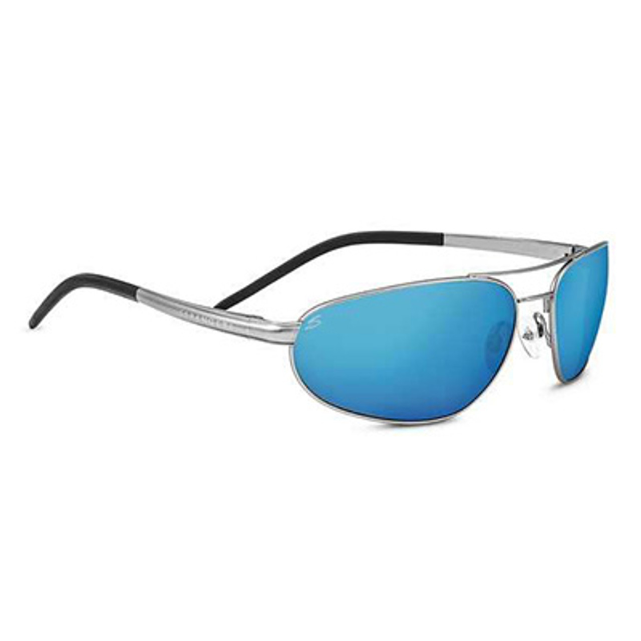 Serengeti Como Titanium Blue 555 Polarized