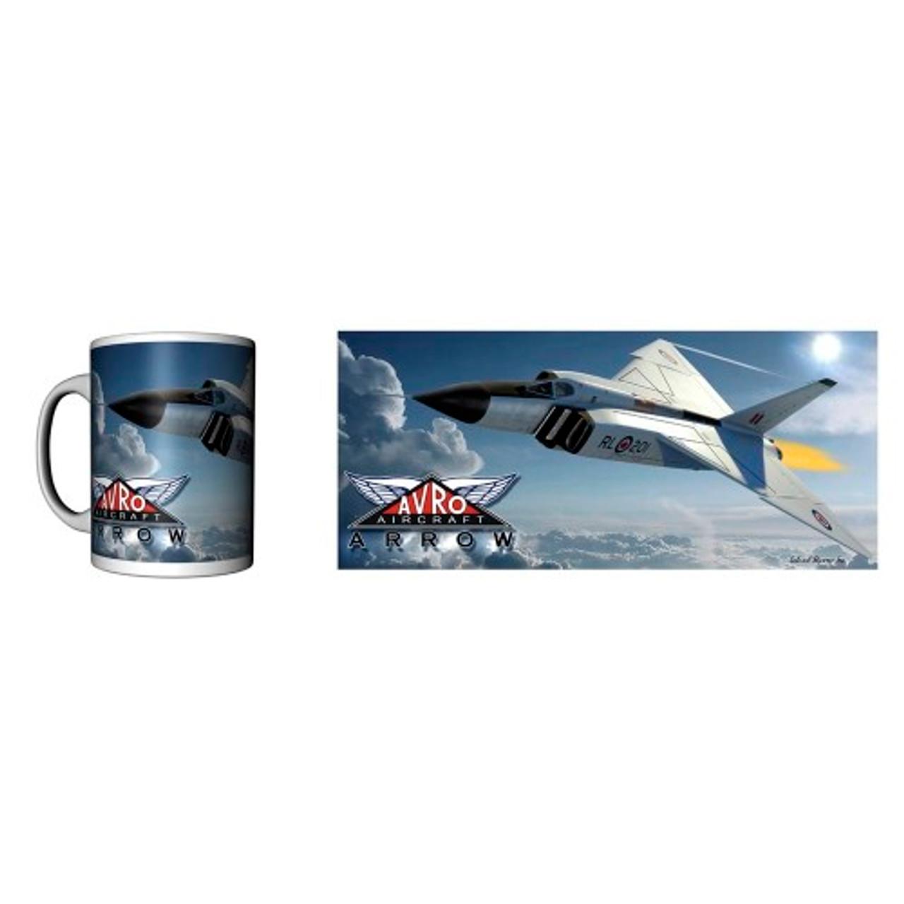 Avro Arrow Ceramic Mug