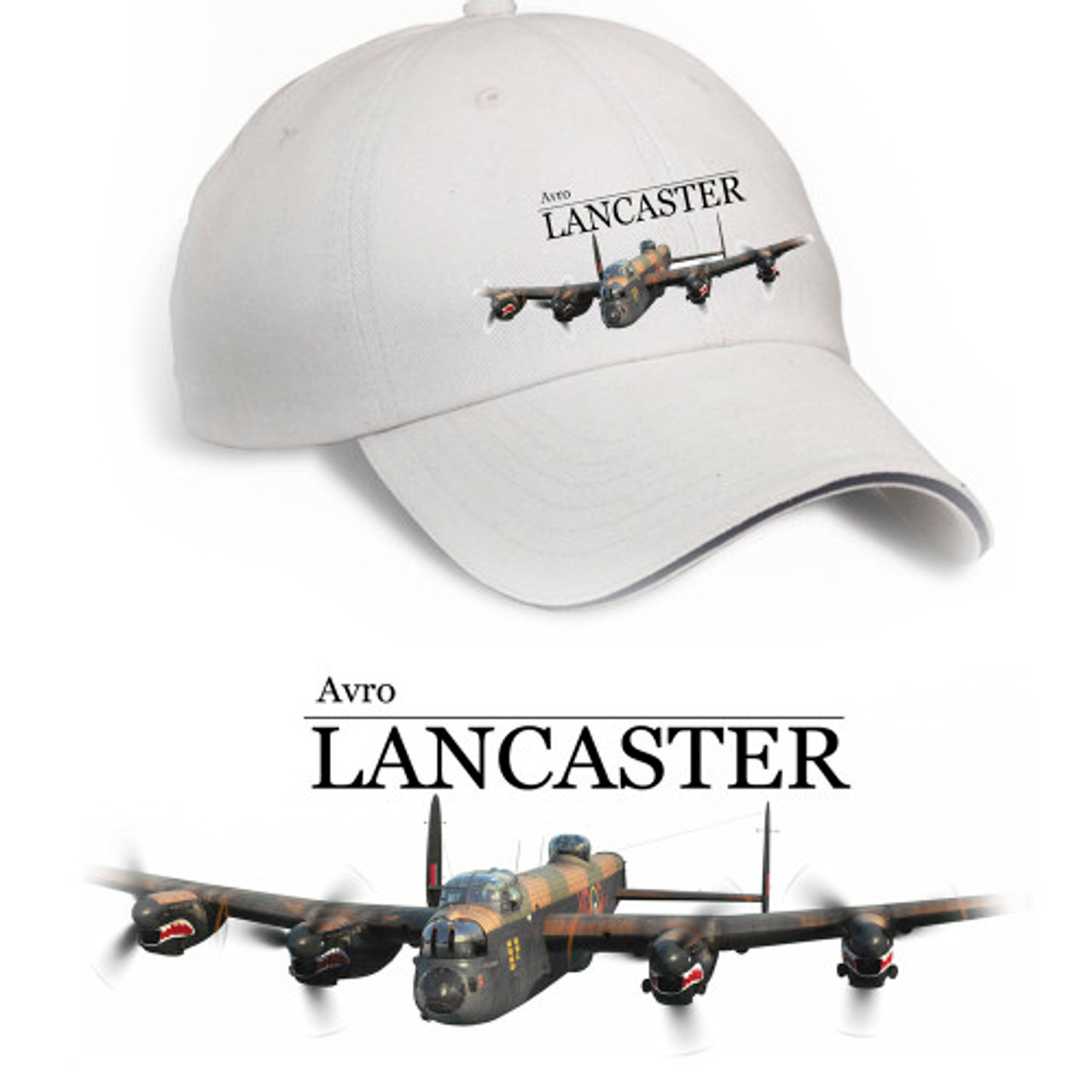 Avro Lancaster Hat (Stone)