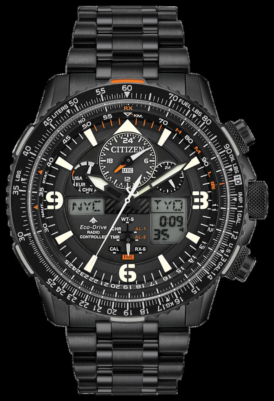 Citizen Promaster Skyhawk Watch - Black