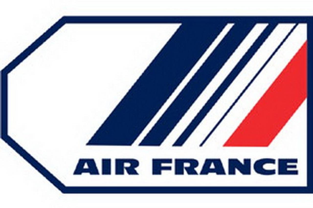 Air France Luggage Tag