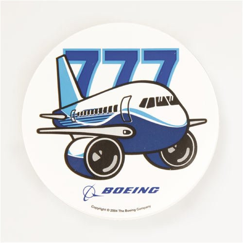 777 Pudgy Sticker