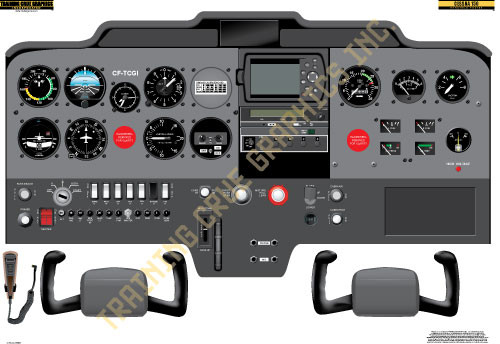 Cessna 150 Poster