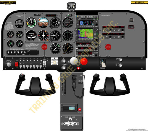 Cessna 172S Poster