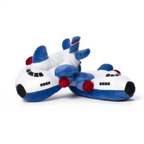 Boys Airplane Slippers