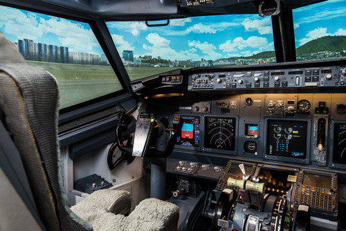 737NG Simulator - 3 Hour Global Navigator