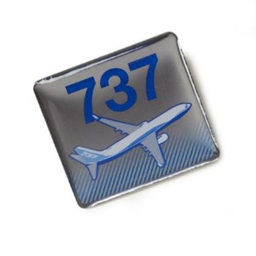 Boeing 737 Profile Pin