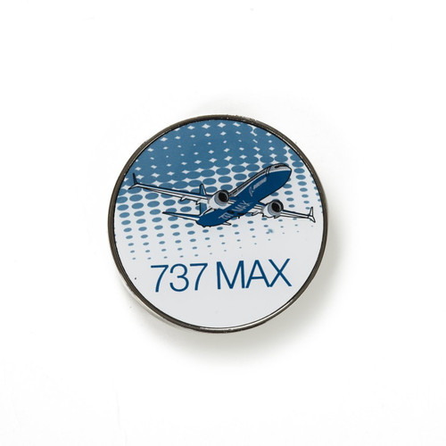 Boeing 737 MAX Round Pin