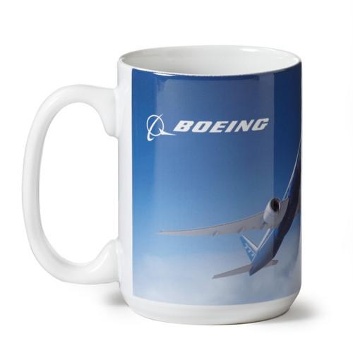 Boeing 777 Sky Mug