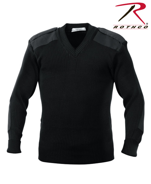 Acrylic Aviation Sweater
