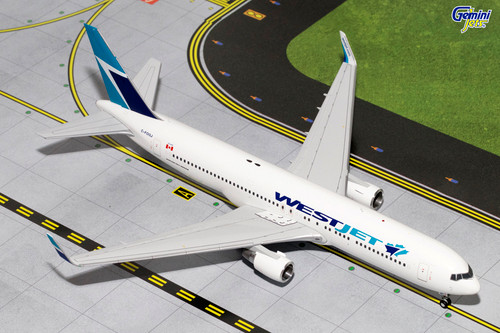 Gemini200 West Jet 767-300ER