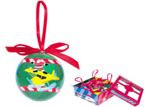 Comical Ornament Set (4 Pieces)