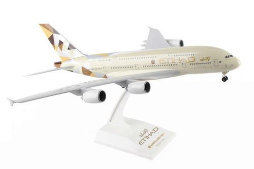 Skymarks Etihad A380