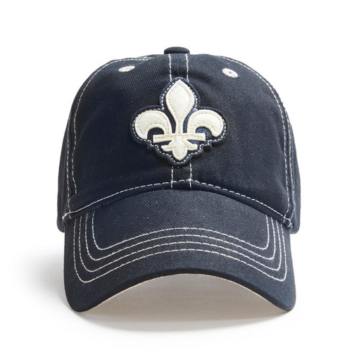 Quebec Shield Cap (Navy)