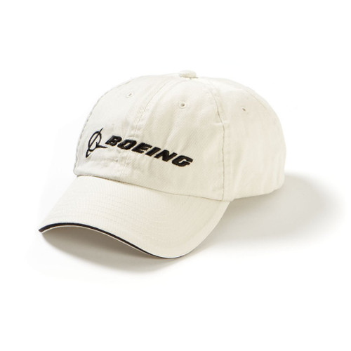 Boeing Chino Cap (Stone Colour)
