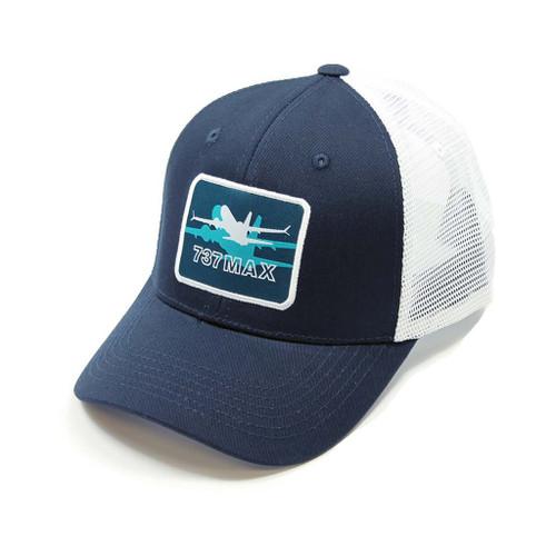 Boeing 737MAX Hat (Navy)