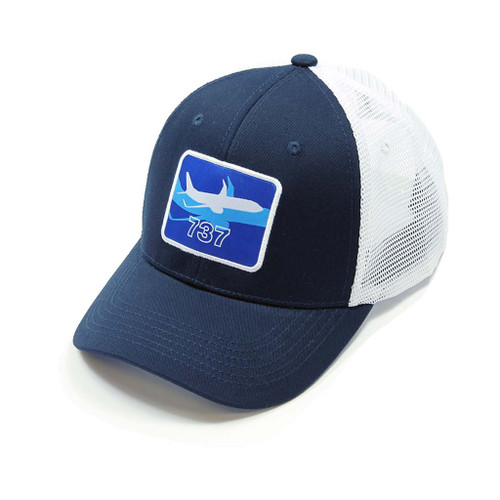 Boeing 737 Shadow Hat (Navy)
