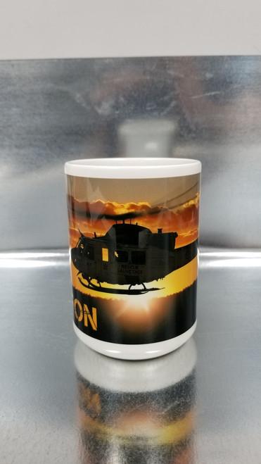 CH-146 Griffon Ceramic Mug
