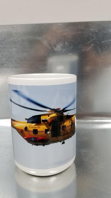 CH-149 Cormarant Ceramic Mug