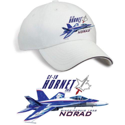 Norad 60th Anniversary CF-18 Hornet Hat