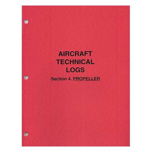 Section 4 Tech Log: Propeller (Red Cover)