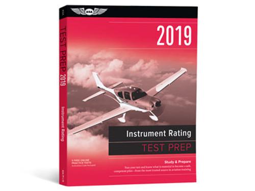Test Prep 2019: Instrument Rating
