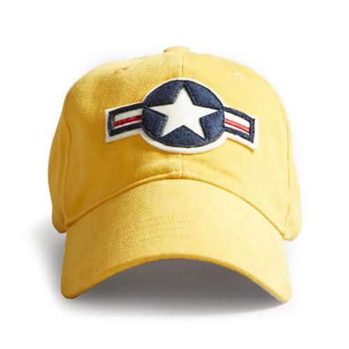 USAF Cap (Yellow)