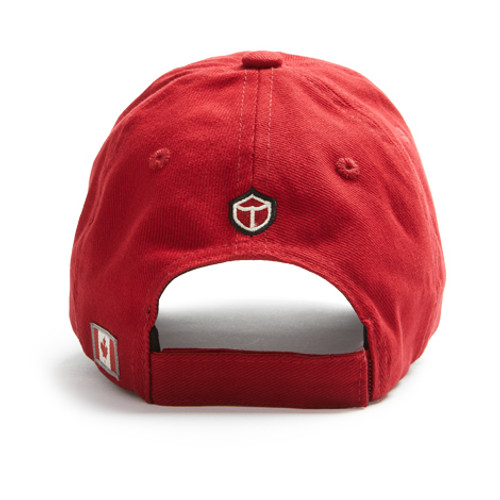 Canada Shield Cap (Red)