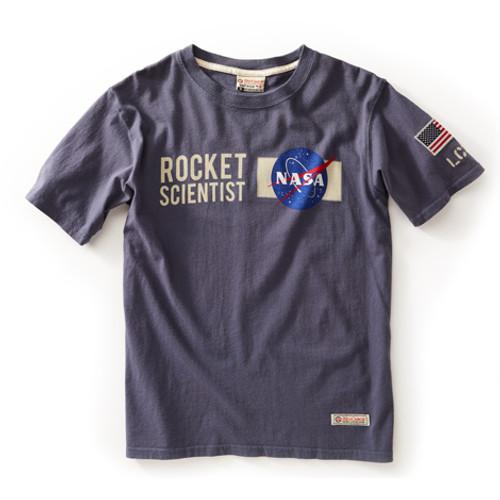 NASA Rocket Scientist Shirt