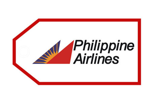 Phillippine Airlines Luggage Tag