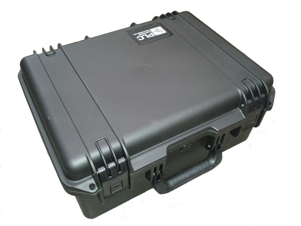 Pelican Case with Veracity and Slice Foam Insert