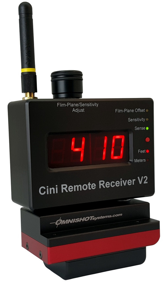 Cini Remote Receiver V2 with M-Style Battery Holder