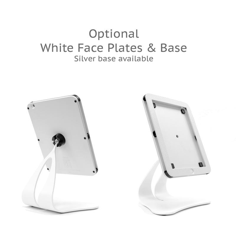 iPad POS Stand White