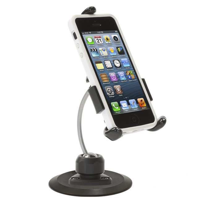 iPhone Car Mount - PED4 Mount CH S490